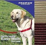 Easy Walk Harness – Medium, Fawn, My Pet Supplies