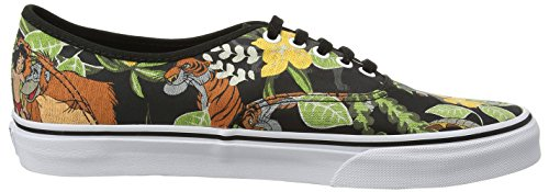Book the Vans Black Jungle Disney Authentic wq8x8IE