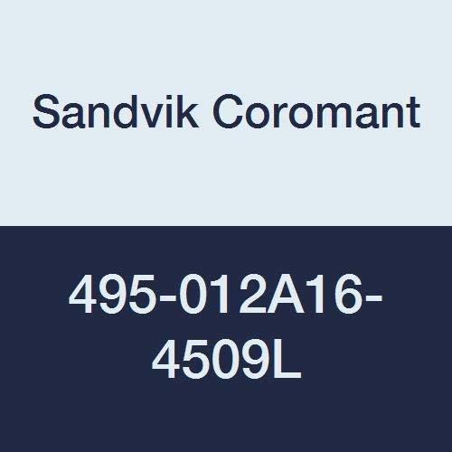 Sandvik Coromant 495-012A16-4509L CoroMill 495 Chamfer Milling Cutter 1 Number of Flutes 12 mm Cutting Diameter 100 mm Length