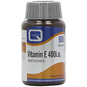 (2 Pack) – Quest – Vitamin E 400iu QST-601333 | 60's | 2 PACK BUNDLE