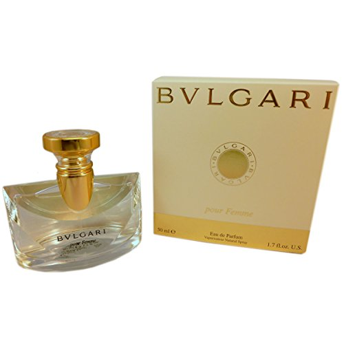 Bvlgari Pour Femme For Women By Bvlgari Eau-de-parfume Spray, 1.7-Ounce