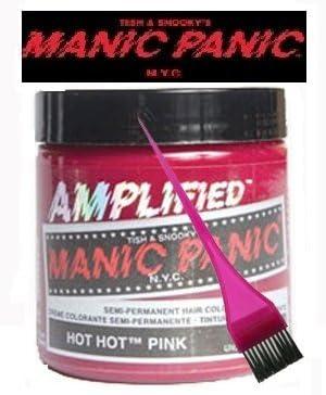 Manic Panic - Tinte de pelo vegano, color rosa: Amazon.es ...