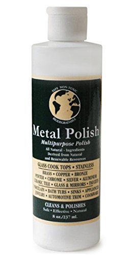 (Homewood Metal Polish 8 fl oz)
