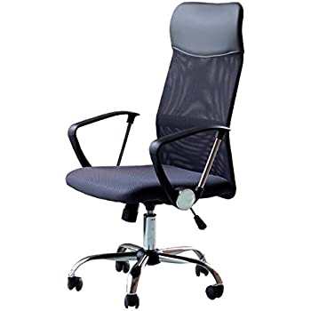 Amazon Com Ids Home Office Chair Mesh High Back Ergonomic