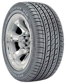 Mastercraft Courser HTR Plus All- Season Radial Tire-265/60R18/XL 114T