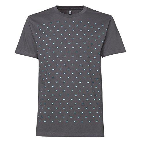ThokkThokk Pythagoras T-Shirt mint/castlerock aus 100% Biobaumwolle hergestellt // GOTS und Fairtrade zertifiziert