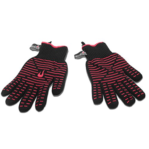 Char-Broil Aramid-Blend Cotton Grilling Gloves by Char-Broil