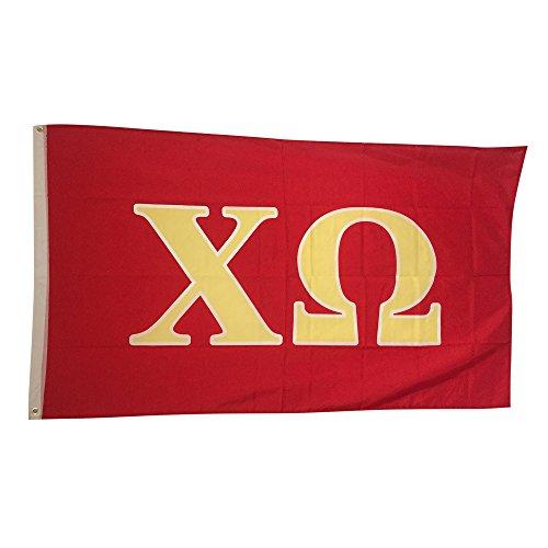 chi omega flag - 2