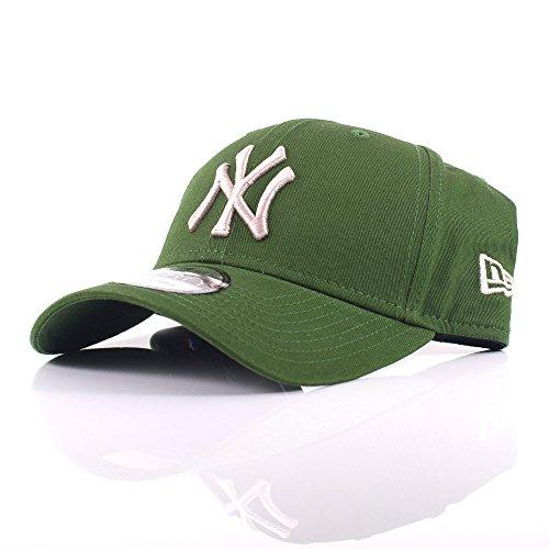 New Era - Gorra de béisbol - para hombre Verde verde Taille unique