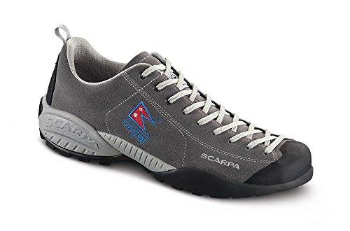 Scarpa-Mojito Nepal edición limitada unisex-zapatillas (gris/azul oscuro)-EU 38-UK 4