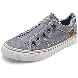 Blowfish Play Light Grey Hipster Smoked Twill 10 M