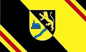 UB FahnenMax–Bandera altweidel BACHMANN 50cm x 75cm Boot Bandera Premium Calidad Nuevo.