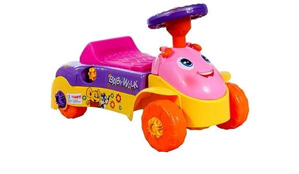Baby Walker - Andador con actividades - Primeros Passos 2in1 A2088 ...