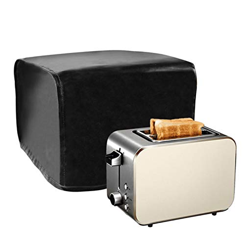 ZQYX Bread Maker Cover, Kitchen Toaster Dust Cover Machine Washable Toaster Cover Toaster Dustproof Caps For Two Slice…