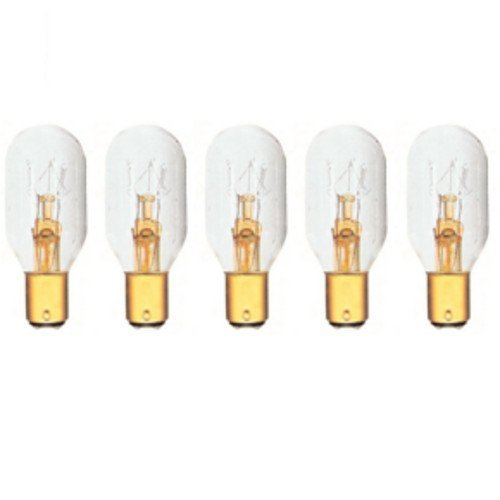 (25T7/DC Double Contact Bayonet Base Exit Light Bulb - 5 PCK)