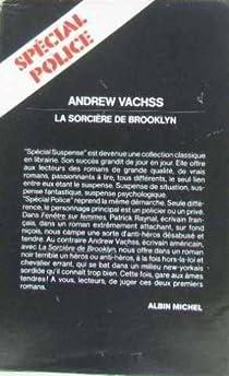La sorcière de Brooklyn par Vachss