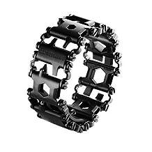 Leatherman Tread 831999n Black Bracelet Multitool Tool