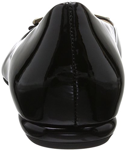 Högl 3-10 1084 0100, Bailarinas para Mujer Negro (schwarz0100)