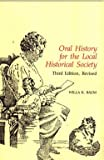 Oral History for the Local Historical Society, Willa K. Baum, 0910050872