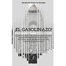 ¡EL GASOLINAZO!: Panorama general de las contrarreformas en materia de derechos sociales: trabajo, educación, salud, seguridad social, UMA, tarifazo a las gasolinas (Spanish Edition)