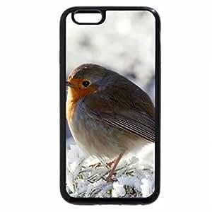 iPhone 6S Plus Case, iPhone 6 Plus Case, Winter PuffBall