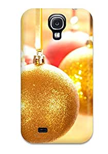 New Arrival Premium S4 Case Cover For Galaxy (xmas Baubles)