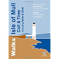 Walks Isle of Mull, Coll and Tiree (Hallewell Pocket Walking Guides)