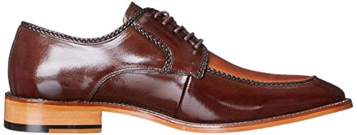 Stacy Adams Mens Bramwell Oxford Brun / Tan
