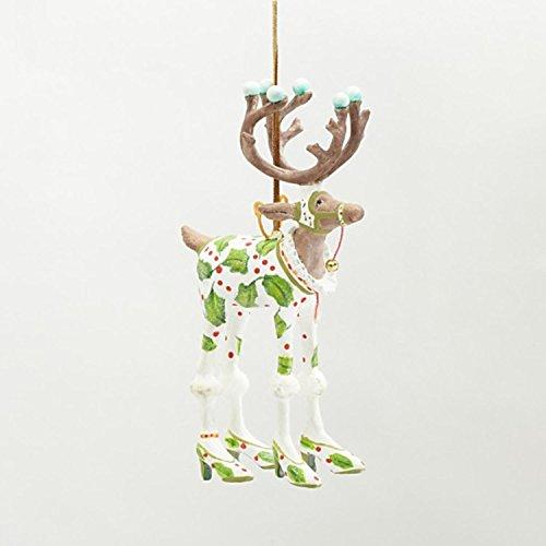 Patience Brewster Dash Away Mini Vixen Christmas Figural Ornament 08-30652