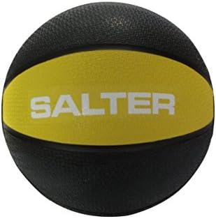 SALTER X101 Balón Medicinal, Unisex Adulto, Amarillo: Amazon.es ...