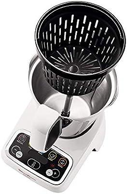 Moulinex hf4041 volupta Robot de cocina multifunción con cocción, 5 programas automáticos para pasta, platos al vapor, vellutate y postre, 1000 W (Reacondicionado Certificado): Amazon.es: Hogar
