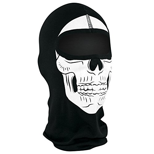 Outdoor Designs Silk Balaclava - Zanheadgear Cotton Skull Balaclava