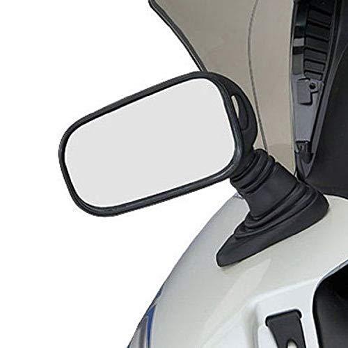 Polaris New OEM Snowmobile IQ Hood Mirror Kit PAIR/Set Double Pivot Wide Angle by Polaris (Image #1)