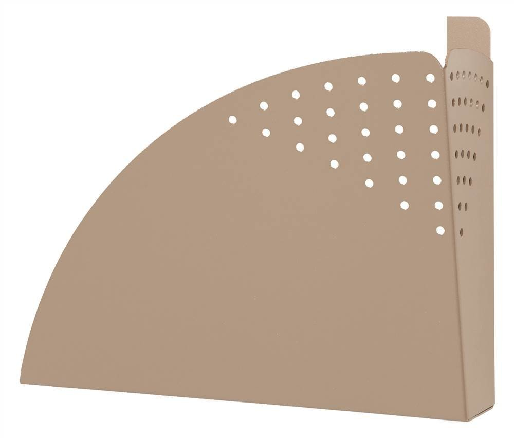 12.5 in. Curved Chart Holder (Black)
