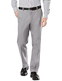 Men's Classic Fit Signature Khaki Pants D3