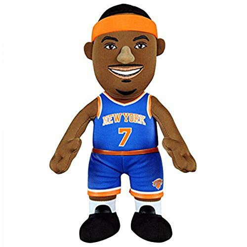 NBA New York Knicks Carmelo Anthony Plush Figure, 10
