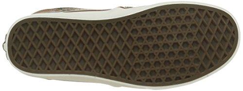 Vans Atwood Deluxe - Zapatillas Hombre Marrón (Tweed Tortoise/Marshmallow)