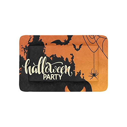 Chawzie Happy Halloween Fancy Party Extra Large Bedding Soft Pet Dog Beds Couch for Puppy and Cats Furniture Mat Cave Pad Cover Cushion Indoor Gift Supplier 36 X 23 -