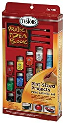 Testor 4031 Kid's Projects Paint Set by TESTOR CORPORATION