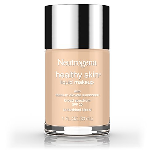 Neutrogena Healthy Skin Liquid Makeup Foundation, Broad Spectrum Spf 20, 70 Fresh Beige, 1 Fl Oz.