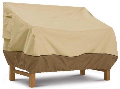 Classic Accessories Veranda Patio Sofa/Loveseat Cover, Small by Classic Accessories