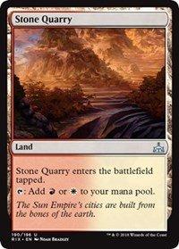 Stone Quarry - Rivals of - Stores Quarry
