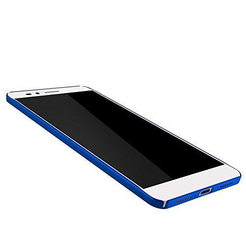 Manyip Huawei Honor 5C/5X Funda,Case Cover[Silky]Alta Calidad Ultra Slim Anti-Rasguño y Resistente Huellas Dactilares Totalmente Protectora Caso de Plástico Duro Huawei Honor 5C/5X Funda(SJLC7-12) C