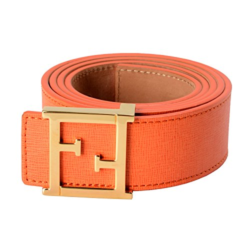 Fendi Leather Belt - 3