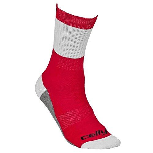 (Tour Hockey Celly Socks (Detroit, L/XL))