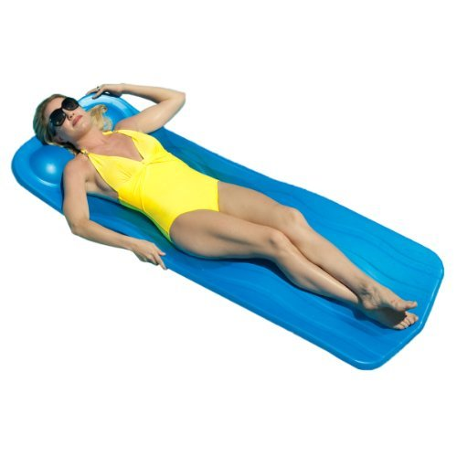 - Aqua Cell Marquis Pool Float, Blue, 1.25-Inch Thick by Aqua Cell