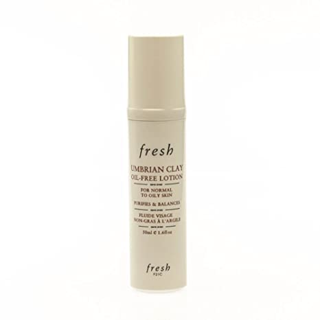 fresh umbrian clay oil free lotion
