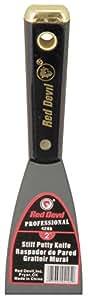 Red Devil 4205 2-Inch Stiff Putty Knife