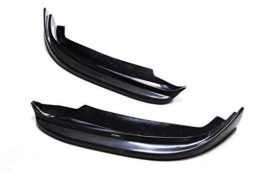 Mosion Auto Real Carbon Fiber for BMW F30 Front Splitter Bumper Lip Spoiler 4-Door 2012-2015