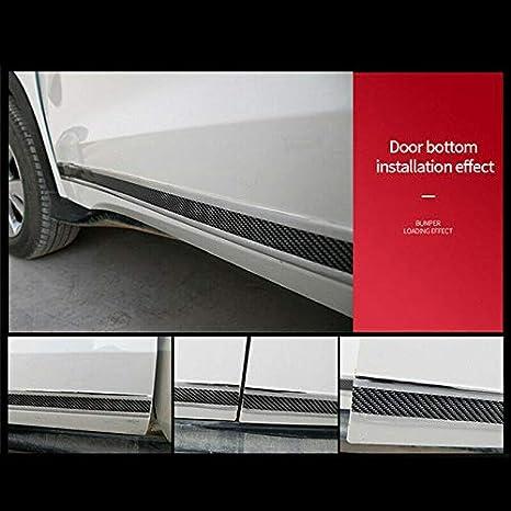 b/âti de bande de protection de seuil de fibre de carbone de voiture pour le pare-chocs avant de porte de camion